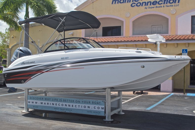 Image 1 for 2017 Hurricane SunDeck SD 187 OB in West Palm Beach, FL