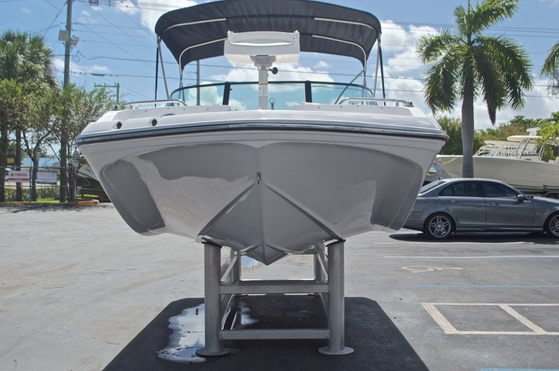 Image 2 for 2017 Hurricane SunDeck SD 187 OB in West Palm Beach, FL