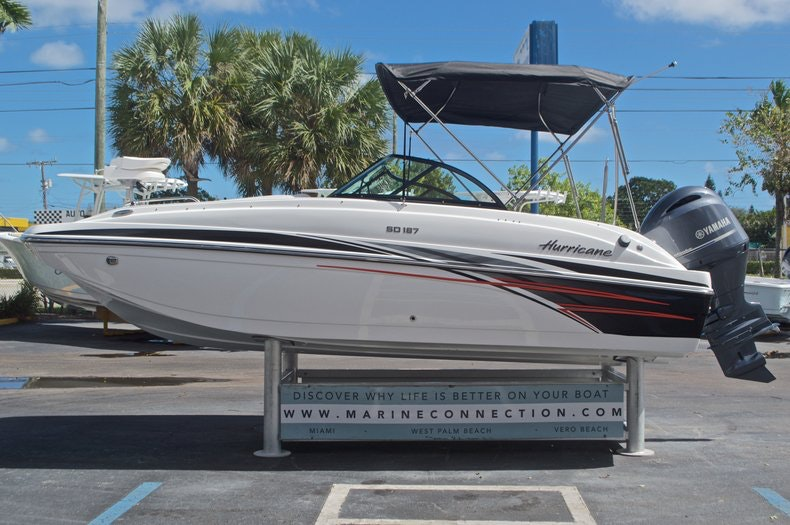 Image 4 for 2017 Hurricane SunDeck SD 187 OB in West Palm Beach, FL