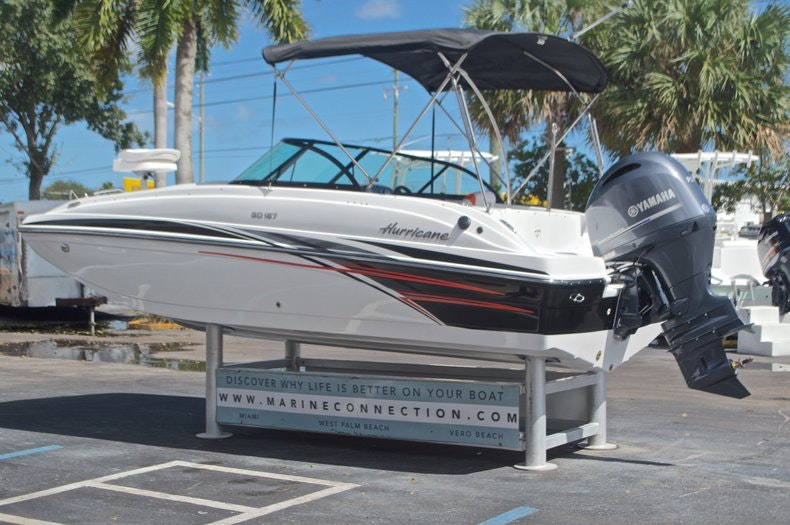 Image 5 for 2017 Hurricane SunDeck SD 187 OB in West Palm Beach, FL