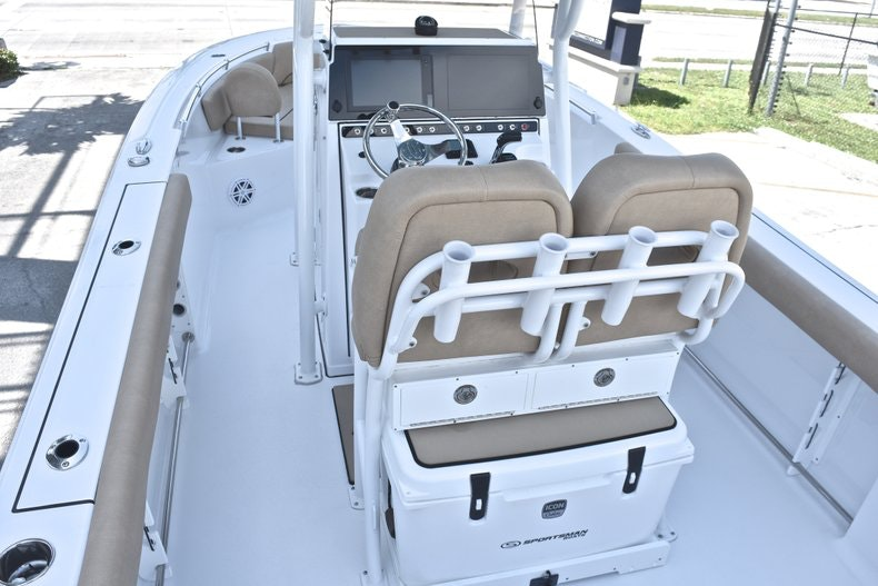 Thumbnail 12 for New 2019 Sportsman Heritage 241 Center Console boat for sale in West Palm Beach, FL