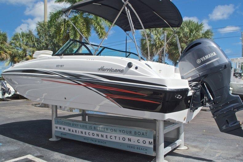Image 6 for 2017 Hurricane SunDeck SD 187 OB in Miami, FL