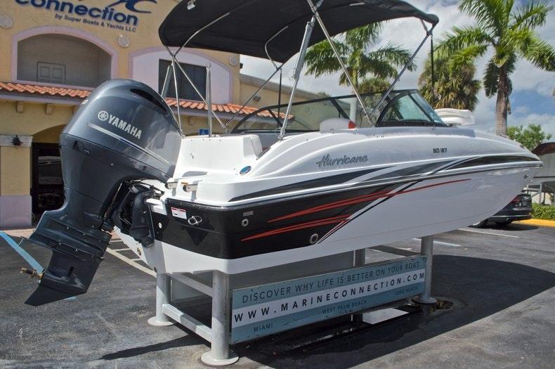Image 8 for 2017 Hurricane SunDeck SD 187 OB in Miami, FL