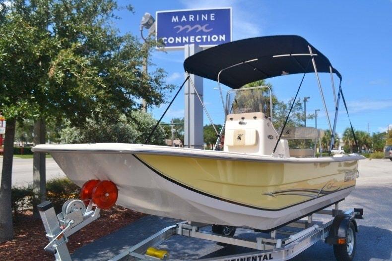Thumbnail 1 for New 2019 Carolina Skiff 1765 DLX boat for sale in Vero Beach, FL