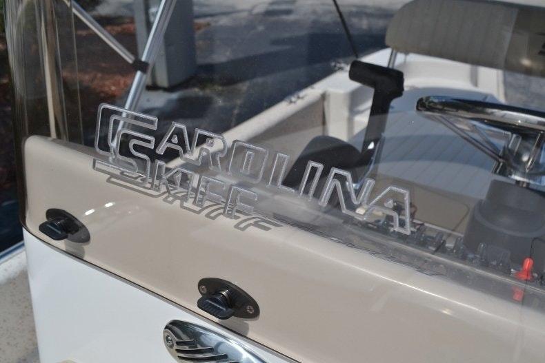 Thumbnail 15 for New 2019 Carolina Skiff 1765 DLX boat for sale in Vero Beach, FL