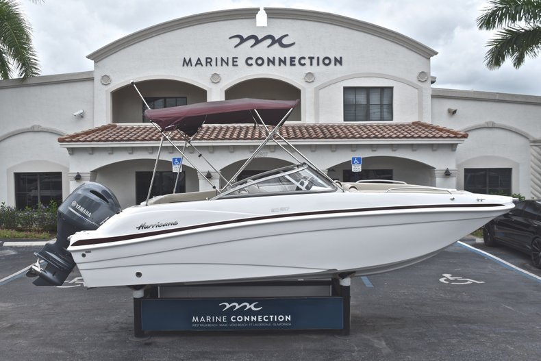 Photo for 2019 Hurricane 217 SunDeck OB