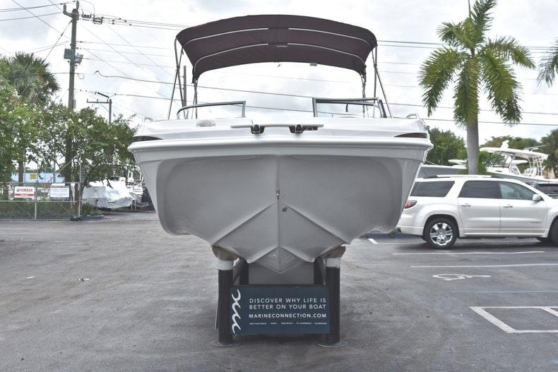 Thumbnail 2 for New 2019 Hurricane SD 217 OB boat for sale in Fort Lauderdale, FL