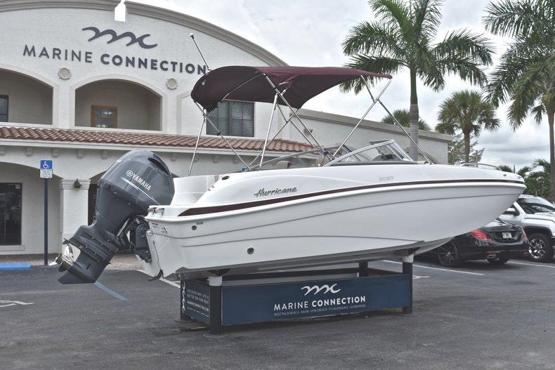 Thumbnail 7 for New 2019 Hurricane SD 217 OB boat for sale in Fort Lauderdale, FL