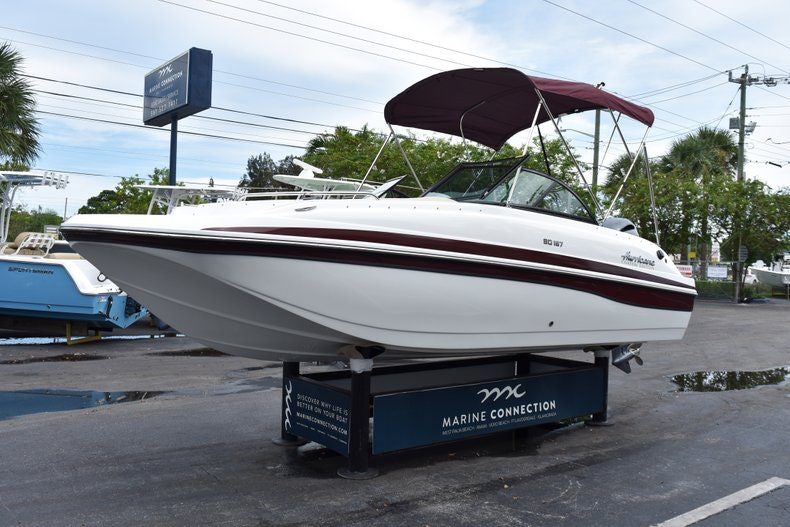 Image 3 for 2019 Hurricane SunDeck SD 187 OB in West Palm Beach, FL