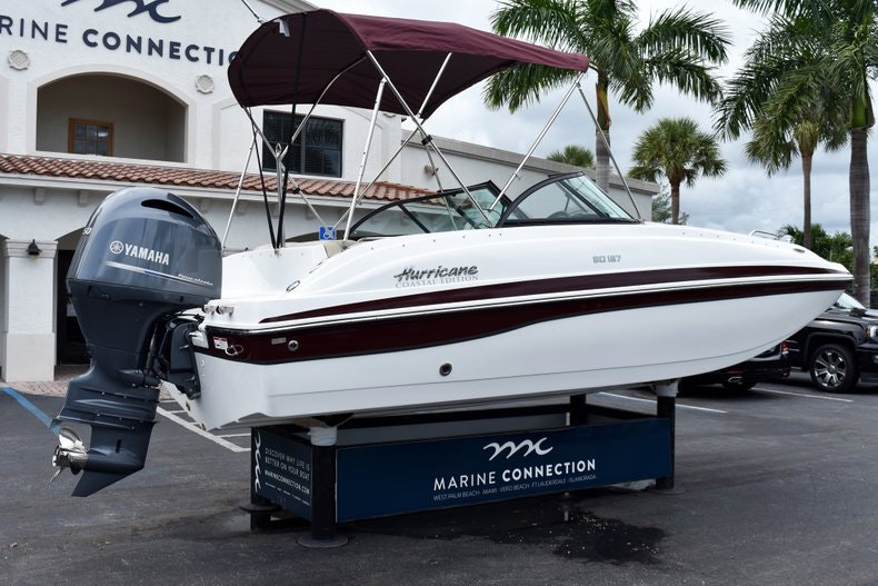 Image 7 for 2019 Hurricane SunDeck SD 187 OB in West Palm Beach, FL