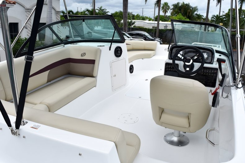 Image 16 for 2019 Hurricane SunDeck SD 187 OB in West Palm Beach, FL