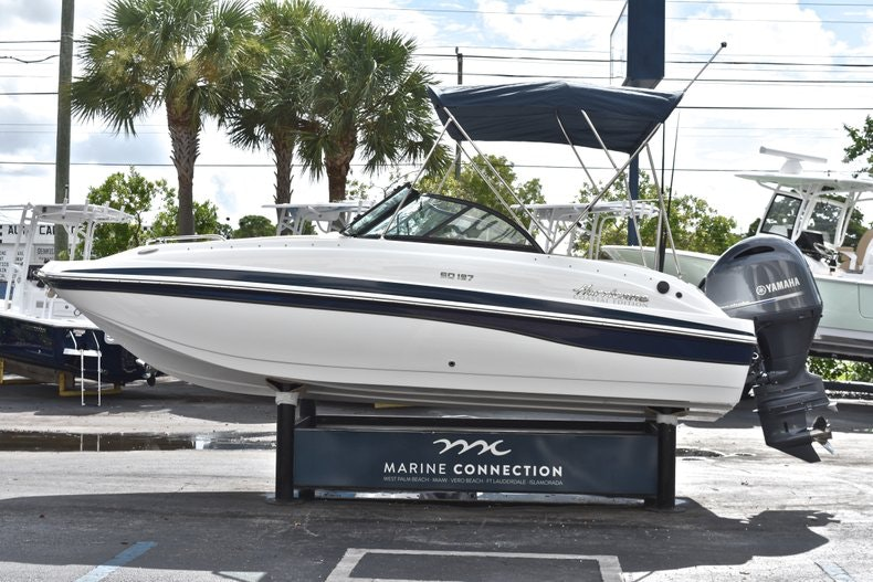 Image 4 for 2019 Hurricane SunDeck SD 187 OB in West Palm Beach, FL