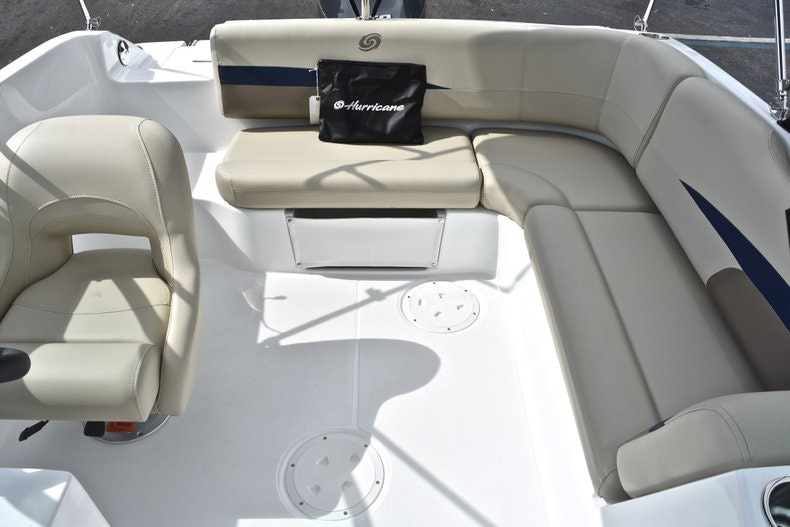 Image 14 for 2019 Hurricane SunDeck SD 187 OB in West Palm Beach, FL