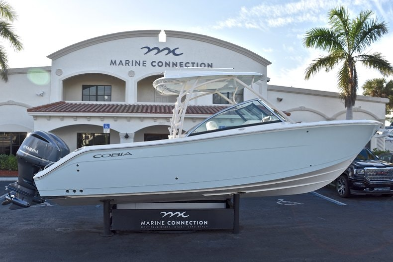 Photo for 2018 Cobia 280 DC Dual Console