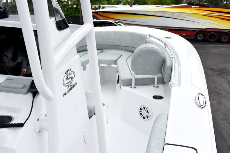 Thumbnail 68 for New 2019 Sportsman Open 232 Center Console boat for sale in West Palm Beach, FL