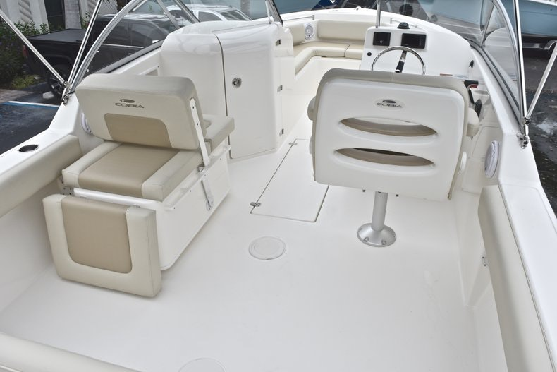 Thumbnail 8 for New 2019 Cobia 220 Dual Console boat for sale in Miami, FL