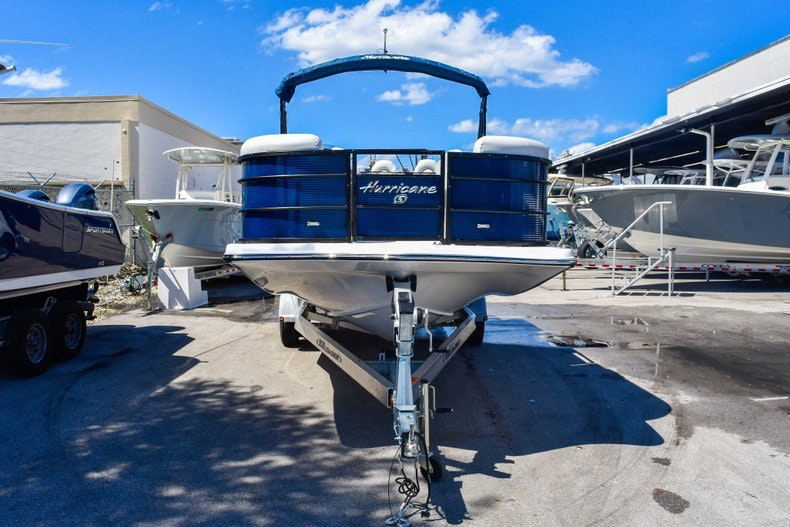 Thumbnail 2 for New 2019 Hurricane FunDeck FD 236 Wet Bar OB boat for sale in Miami, FL