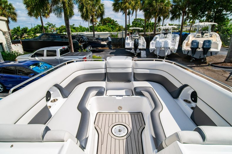Thumbnail 32 for New 2019 Hurricane SunDeck SD 2486 OB boat for sale in Vero Beach, FL