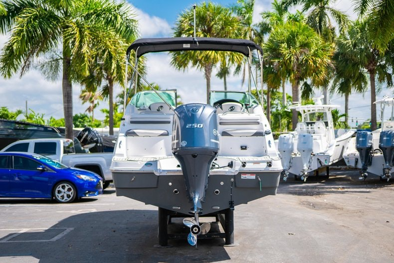 Thumbnail 6 for New 2019 Hurricane SunDeck SD 2486 OB boat for sale in Vero Beach, FL