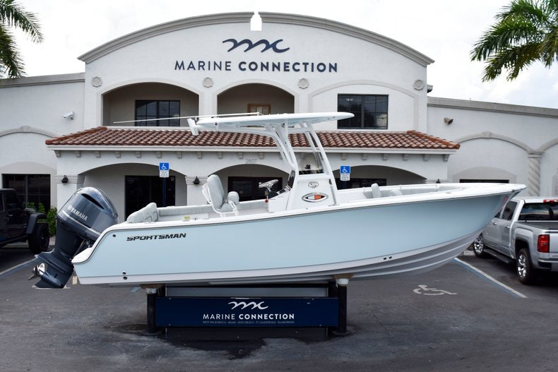 New 2019 Sportsman Heritage 241 Center Console boat for sale in West Palm Beach, FL