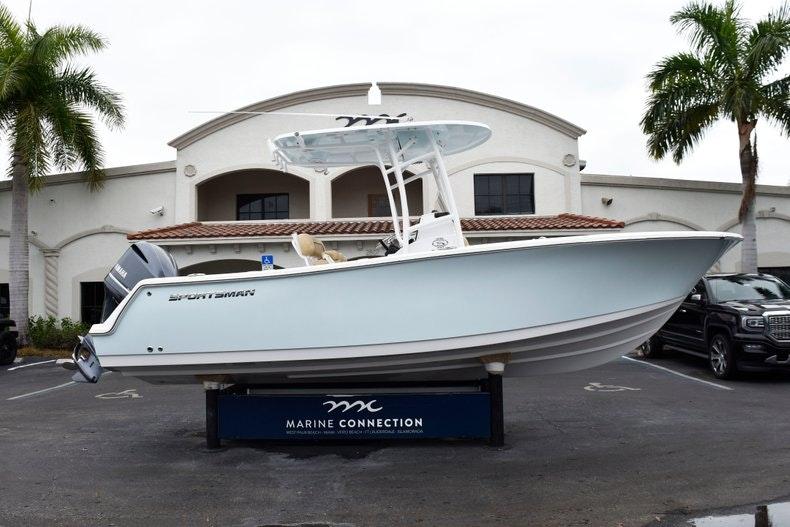New 2019 Sportsman Open 232 Center Console boat for sale in Vero Beach, FL