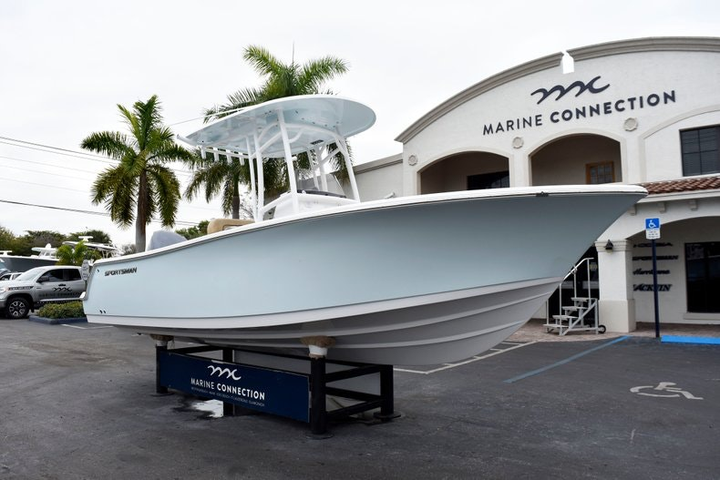 Thumbnail 1 for New 2019 Sportsman Open 232 Center Console boat for sale in Vero Beach, FL