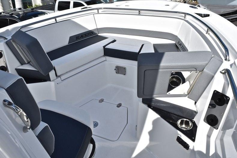 Thumbnail 55 for New 2019 Blackfin 242CC boat for sale in Miami, FL
