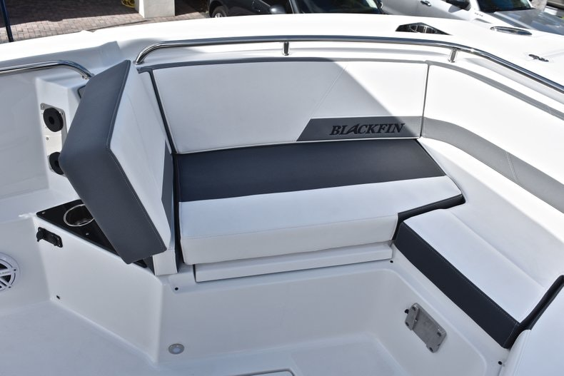 Thumbnail 56 for New 2019 Blackfin 242CC boat for sale in Miami, FL