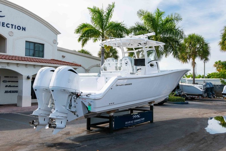Thumbnail 7 for New 2019 Sportsman Open 312 Center Console boat for sale in Vero Beach, FL