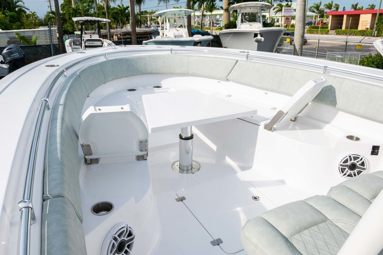 Thumbnail 37 for New 2019 Sportsman Open 312 Center Console boat for sale in Vero Beach, FL