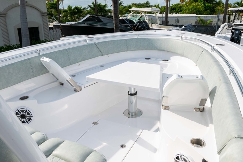 Thumbnail 36 for New 2019 Sportsman Open 312 Center Console boat for sale in Vero Beach, FL