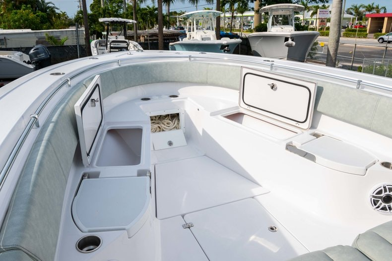 Thumbnail 40 for New 2019 Sportsman Open 312 Center Console boat for sale in Vero Beach, FL