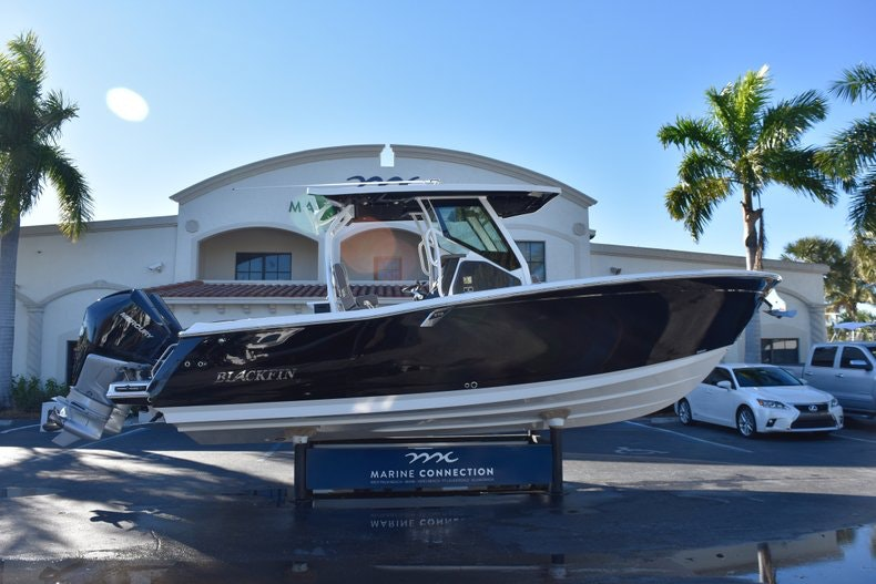 New 2019 Blackfin 272CC Center Console boat for sale in Fort Lauderdale, FL