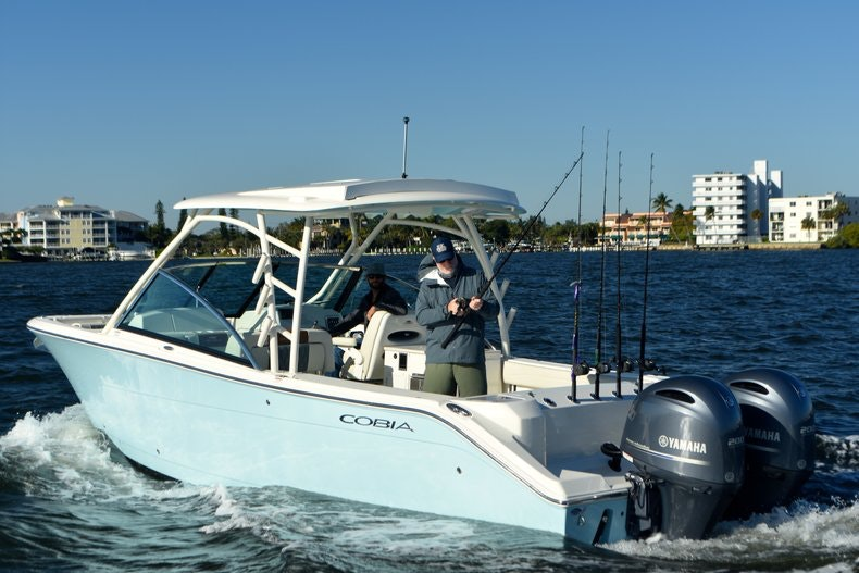 Photo for 2019 Cobia 280 DC Dual Console
