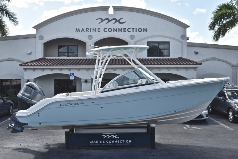 New 2019 Cobia 240 DC boat for sale in Vero Beach, FL