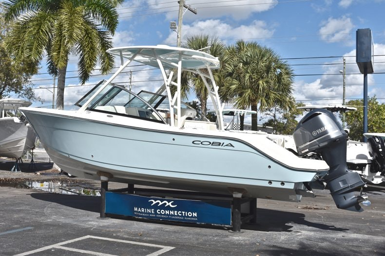 Thumbnail 6 for New 2019 Cobia 240 DC boat for sale in Vero Beach, FL
