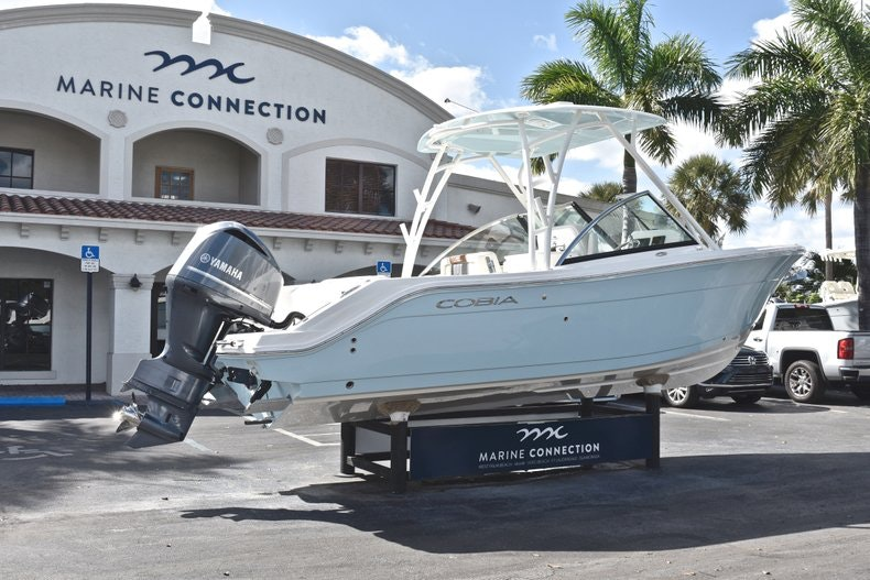 Thumbnail 8 for New 2019 Cobia 240 DC boat for sale in Vero Beach, FL