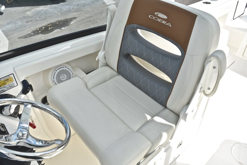 Thumbnail 40 for New 2019 Cobia 240 DC boat for sale in Vero Beach, FL