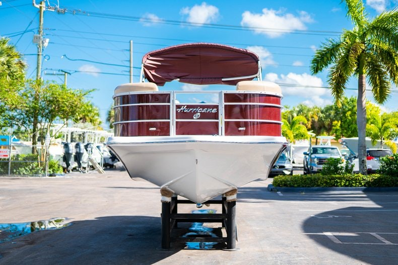 Thumbnail 2 for New 2019 Hurricane FunDeck FD 236SB boat for sale in West Palm Beach, FL