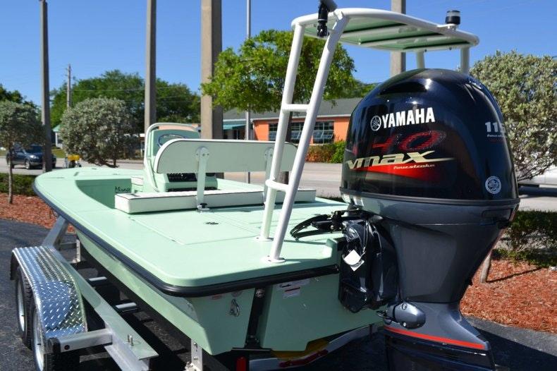 Thumbnail 4 for New 2019 Maverick 18 HPX-V boat for sale in Vero Beach, FL