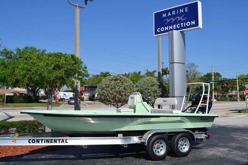New 2019 Maverick 18 HPX-V boat for sale in Vero Beach, FL