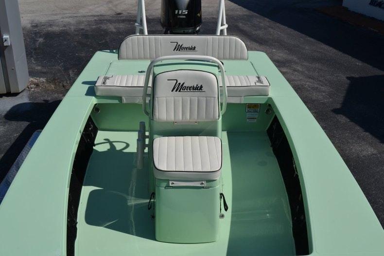 Thumbnail 13 for New 2019 Maverick 18 HPX-V boat for sale in Vero Beach, FL