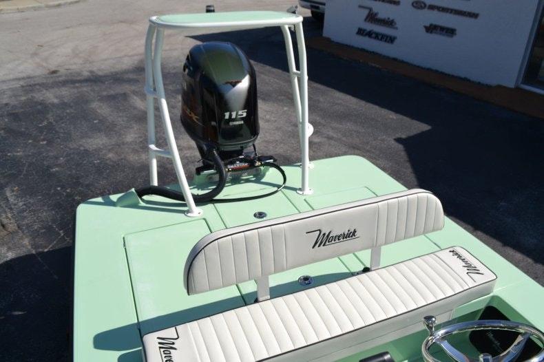 Thumbnail 18 for New 2019 Maverick 18 HPX-V boat for sale in Vero Beach, FL