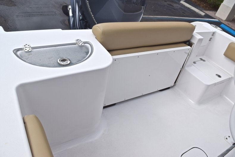 Thumbnail 10 for Used 2017 Sportsman Open 212 Center Console boat for sale in West Palm Beach, FL