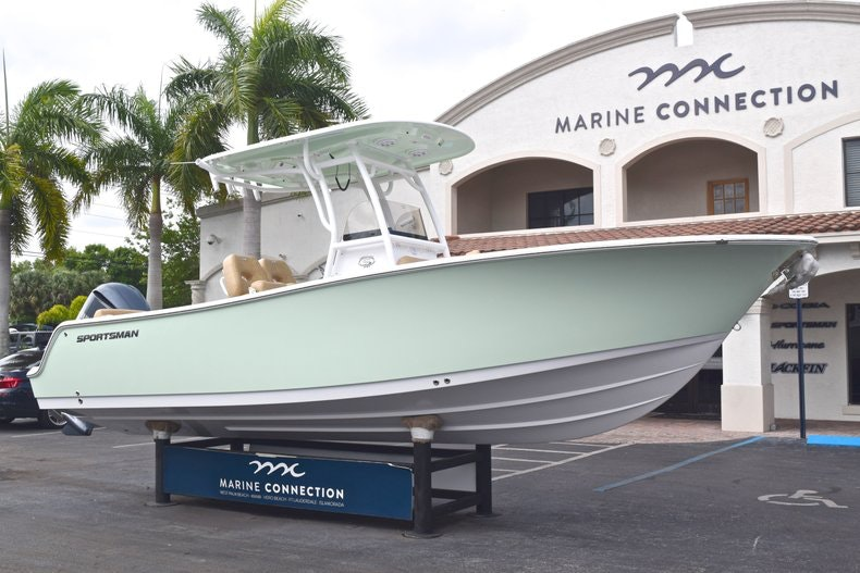 Thumbnail 1 for New 2019 Sportsman Heritage 241 Center Console boat for sale in Islamorada, FL