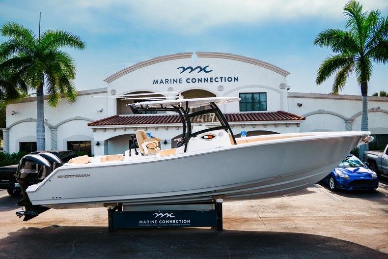 New 2019 Sportsman Open 312 Center Console boat for sale in Miami, FL