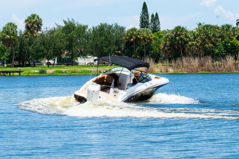 Thumbnail 99 for New 2019 Hurricane SunDeck SD 2690 OB boat for sale in West Palm Beach, FL