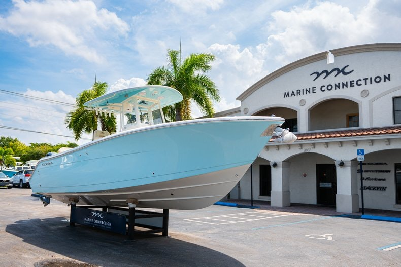 Image 1 for 2019 Cobia 280 cc in Fort Lauderdale, FL