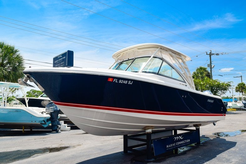 Thumbnail 3 for Used 2016 Pursuit DC 265 Dual Console boat for sale in West Palm Beach, FL
