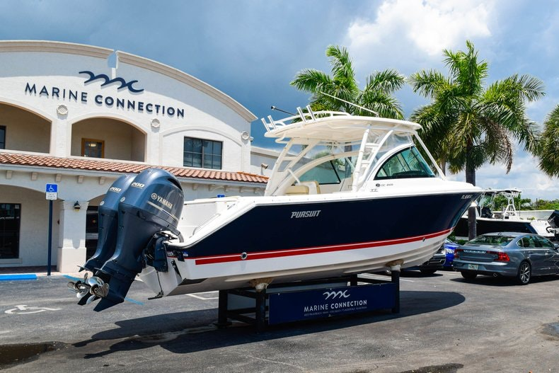 Thumbnail 7 for Used 2016 Pursuit DC 265 Dual Console boat for sale in West Palm Beach, FL